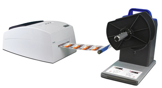 Full color label printers — Product — Сайт компании ООО